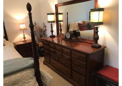 Pennsylvania House Queen Bedroom Set